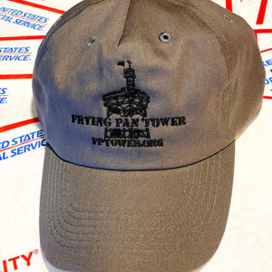 Frying Pan Tower Hat Gray