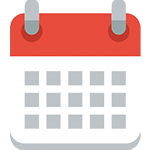 Click Calendar for Weekends Available